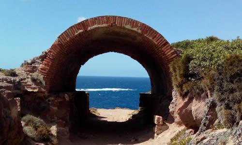 Iglesiente: Capo Altano a Portoscuso