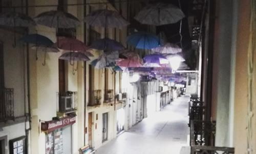 Iglesiente: Corso Matteotti a Iglesias