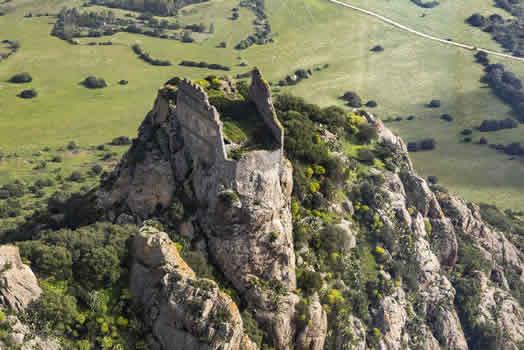 Siliqua: Castello di Acquafredda
